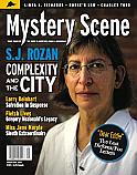Mystery Scene Back Issue #108, Winter 2009 (USA), S.J. Rozan