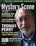 Mystery Scene Back Issue #124, SPRING 2012