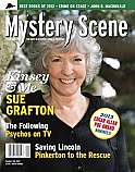 Mystery Scene Back Issue #128, WINTER 2013 (USA), Sue Grafton