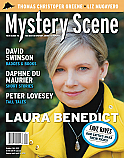 Mystery Scene Back Issue #158, Laura Benedict (International)