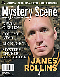 Mystery Scene Issue #166, James Rollins (Canada)