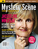 Mystery Scene Back Issue #91, Fall Issue 2005 (USA), Jacqueline Winspear