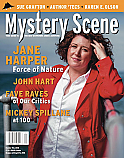 Mystery Scene Back Issue #153, Jane Harper (Canada)