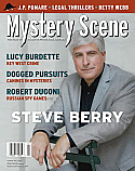 Mystery Scene Back Issue #159, Steve Berry (Canada)