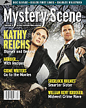 Mystery Scene Back Issue #116, Fall 2010 (USA), Kathy Reichs