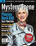 Mystery Scene Back Issue #112, Holiday 2009 (USA), Sara Paretsky